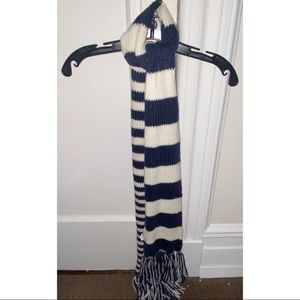 Aéropostale Two Striped Scarf - New With Tags